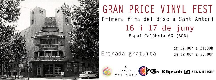 Gran Price Vinyl Fest