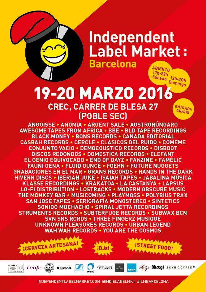 ILM Barcelona 2016