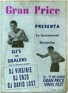 Gran Price Vinyl Fest presenta, ¡DJ's vs Dealers!