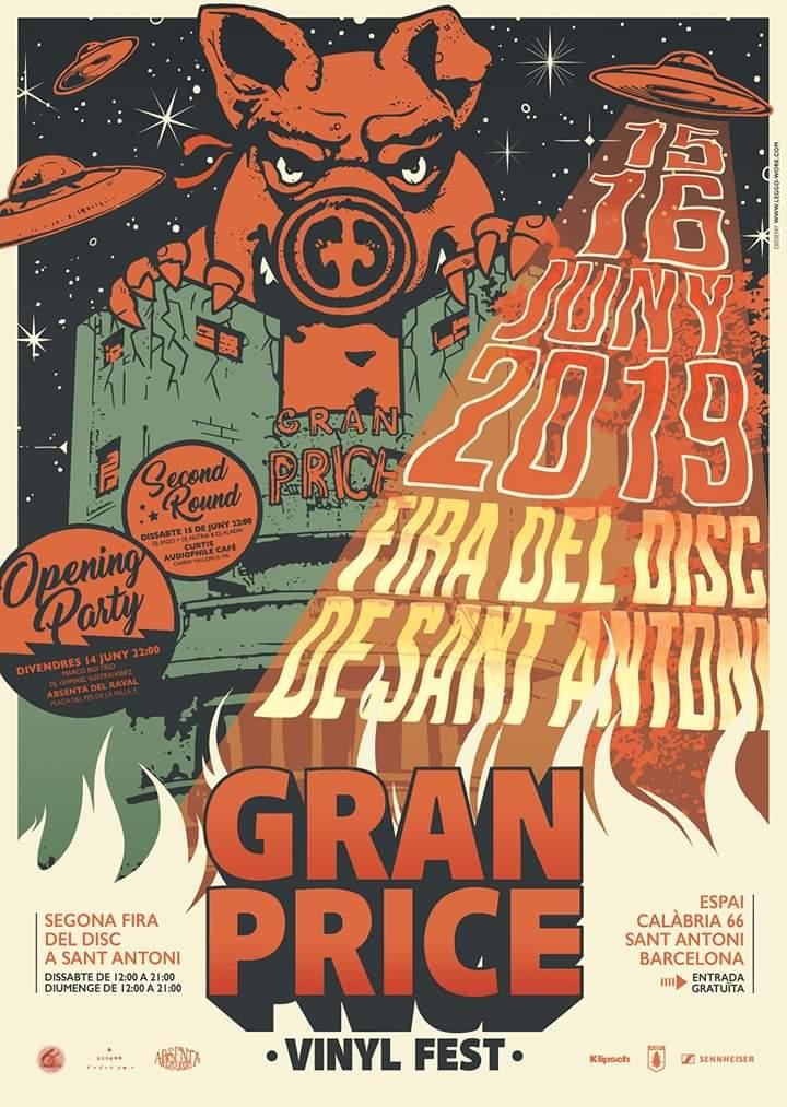 Gran Price Vinyl Fest 2019