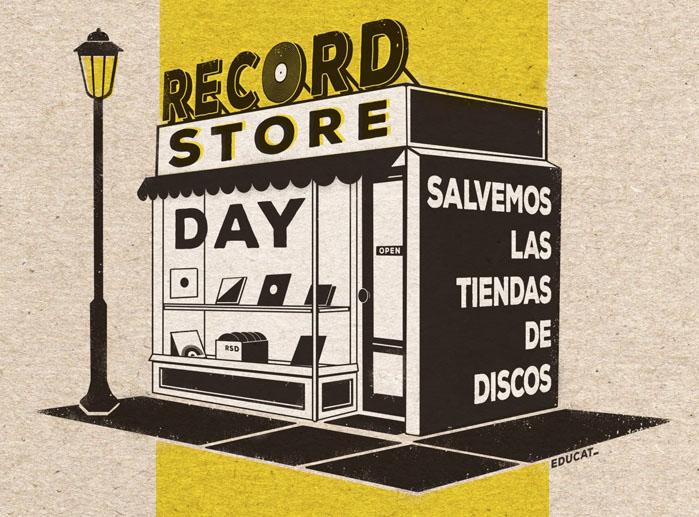 Salvemos Las Tiendas De Discos