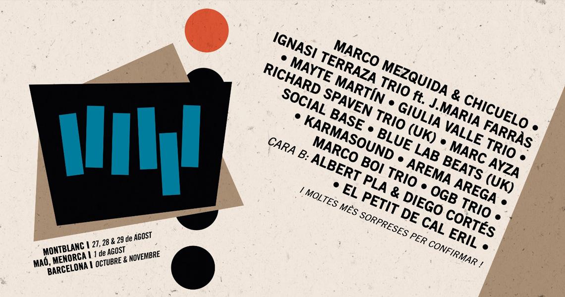 Discos Redondos presenta dos proyectos en el marco del Essències Jazz Festival